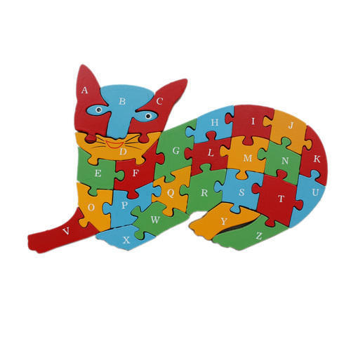 K8251: Colourful Cat Puzzle