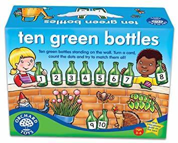 K4365: Ten Green Bottles