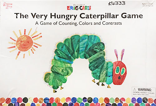 K4333: The Very Hungry Caterpillar Game