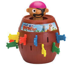 K9062: Pop Up Pirate