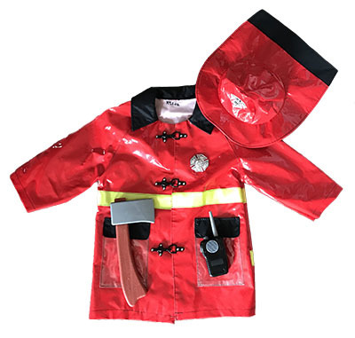K5202: Firefighter Costume and Accessories