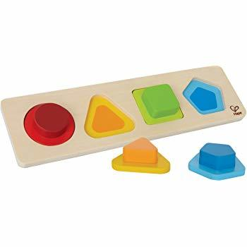 T8227: First Shapes Puzzle