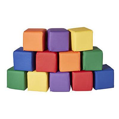 T3124: Toddler Vinyl Building Blocks