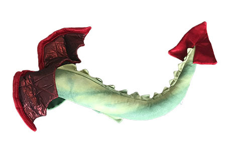 K5204: Dinosaur Tail