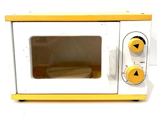 K5117: Wooden Microwave
