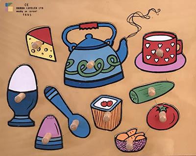T8148: Tea Time Puzzle