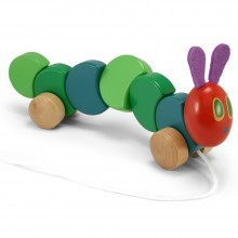 B1304: Pull Along Caterpillar