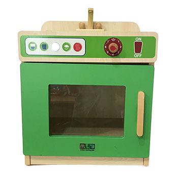 K5140: Green Wooden Sink