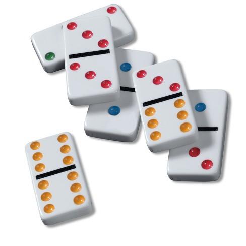 K9418: Coloured Dominoes