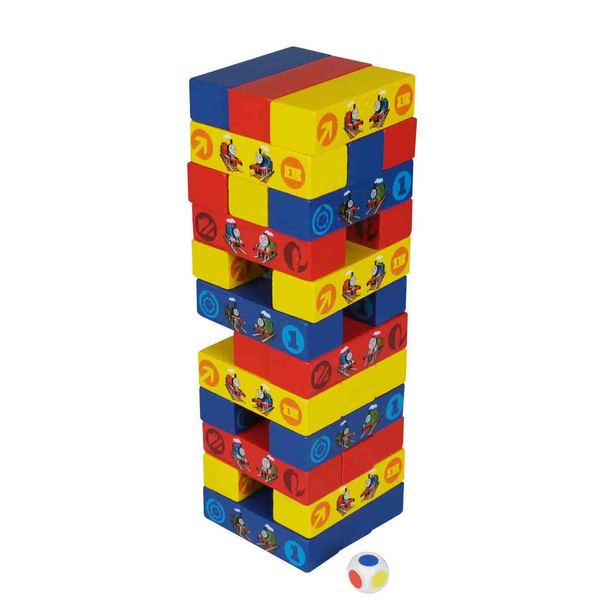 K9606: Thomas & Friends Colour Stack Game