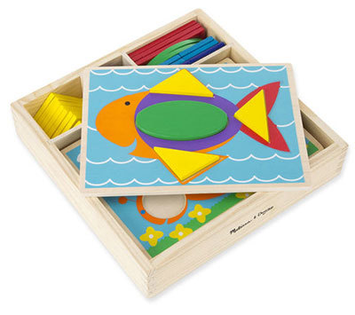 K8112: Melissa and Doug Picture Puzzles