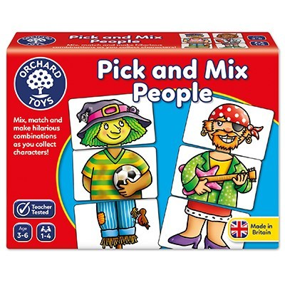 K9607: Pick and Mix People
