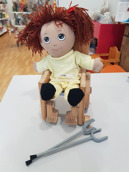 K5101: Inclusion Doll