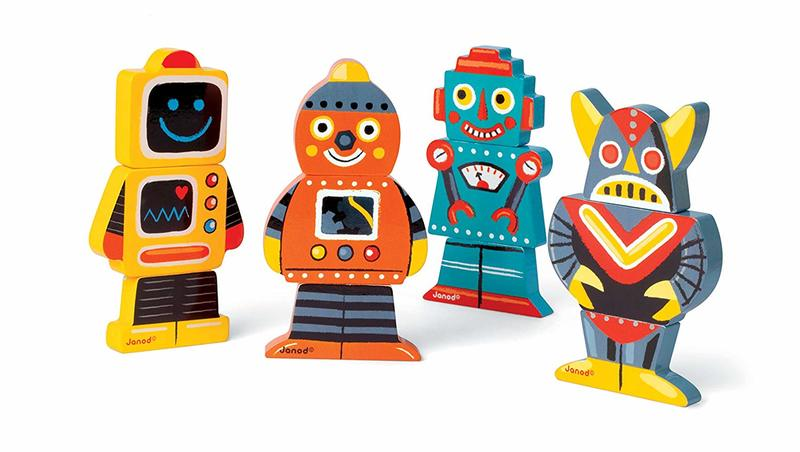 K5320: Magnetic Robots