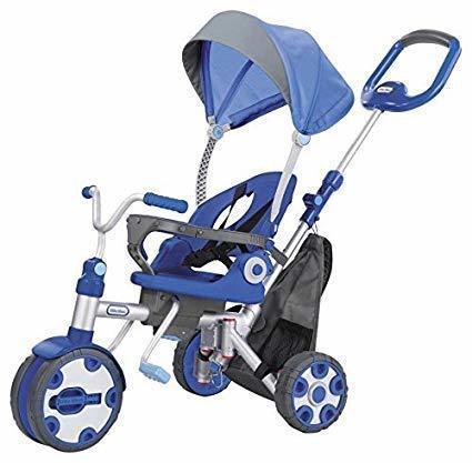 Z1225: 4-in1 Fold 'n Go Trike PLUS BAG!!