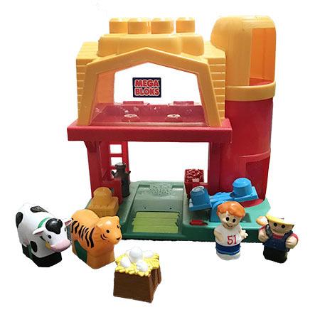 T531: Mega Blocks Farm Set