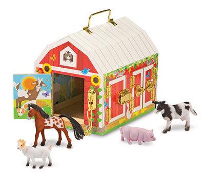 K555: Lock Box Barn