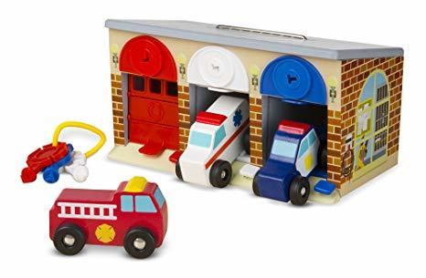 K5415: Emergency Garage