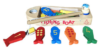 K3427: Magnetic Fishing Boat