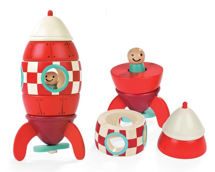 K5425: Magnetic Rocket