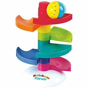 B1408: Rainbow Stairway