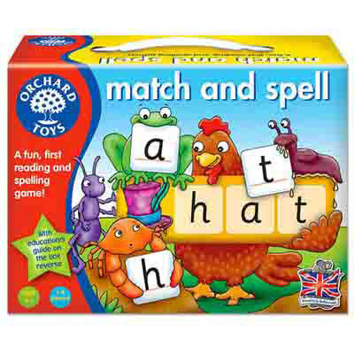 S951: Match and Spell