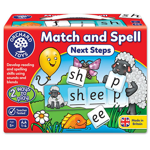 S952: Match and Spell-  Next Steps