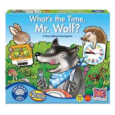 S7313: What's the time, Mr. Wolf?