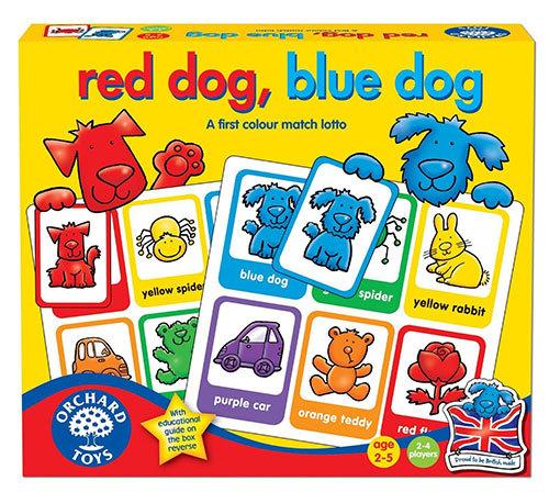 K925: Red Dog, Blue Dog 2