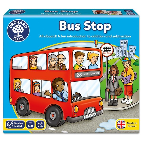 S9404: Bus Stop Game