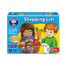 S954: Shopping List Game