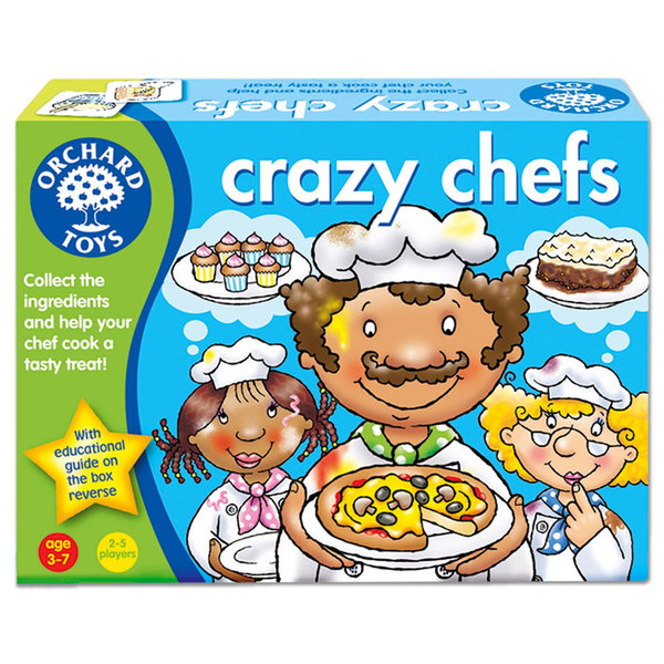 K9519: Crazy Chefs Game