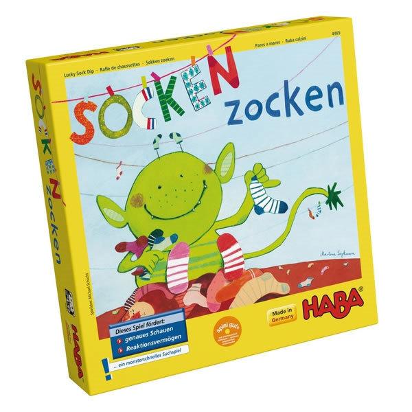 K961: Socken Zocken