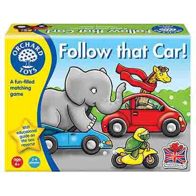 K4109: Follow That Car!