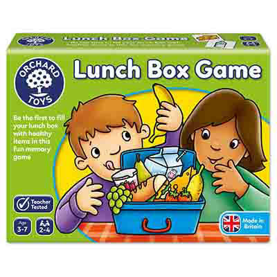 K962: Lunch Box game