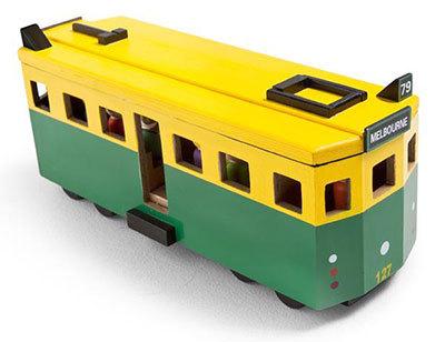 K5492: Wooden Tram