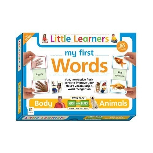 K9520: Little Learners My First Words