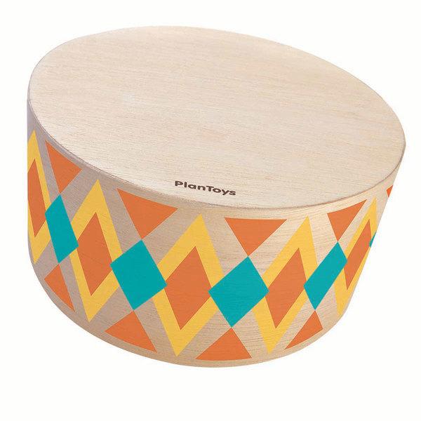 T6117: Wooden Rhythm Drum