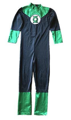 K5219: Green Lantern Costume Size 4