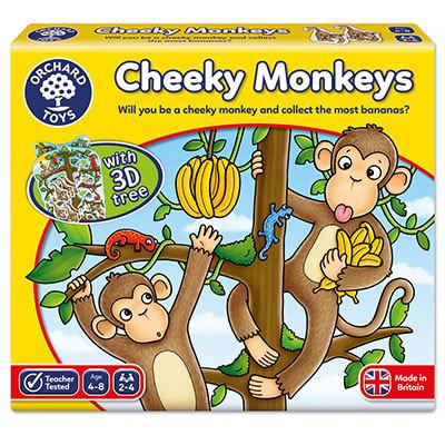 S9407: Cheeky Monkeys Game