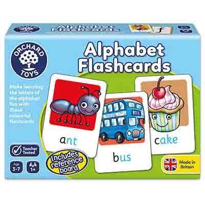 K9521: Alphabet Flash Cards
