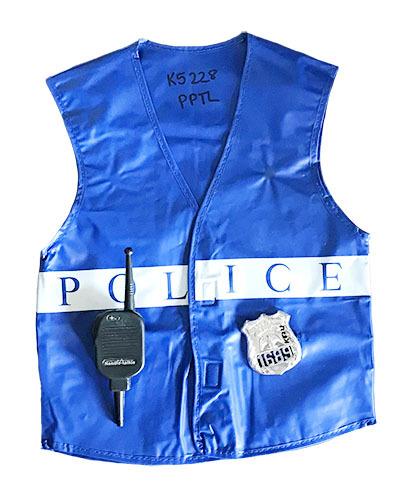 K5228: Police Officer Costume