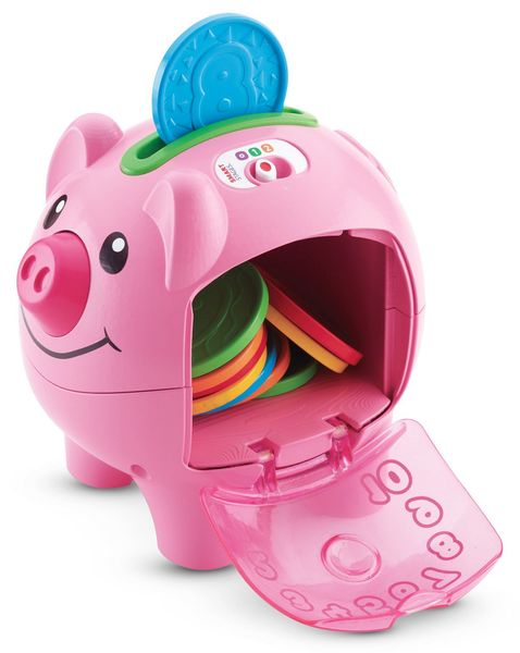 T4109: Laugh and Learn Piggy Bank