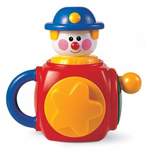 B2211: Baby Push and Turn Toy