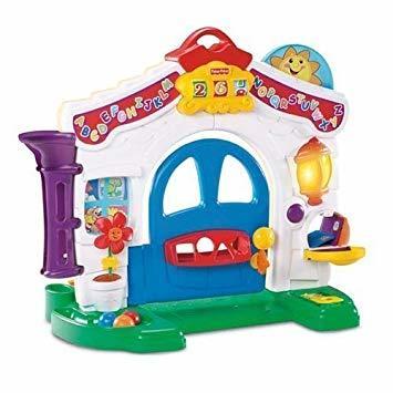 B142: Fisher Price Doorway Play Centre