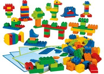 K3422: Duplo Creative Brick Set