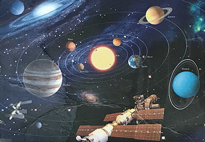 S8208: Solar System Puzzle