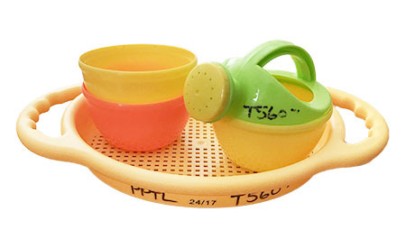 T5607: Water and Sand Play Set