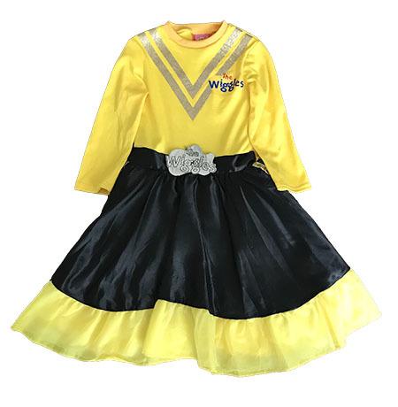 S5201: Emma Wiggle Character Costume