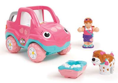 T5408: Penny's Pooch 'n' Ride